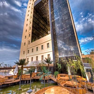 هتل درویشی در مشهد