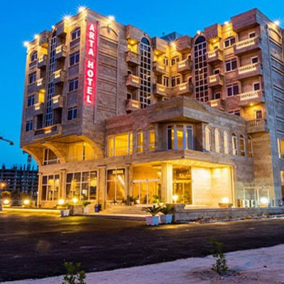 هتل آرتا در قشم