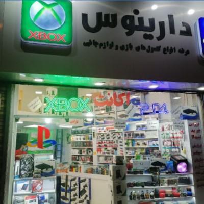 فروشگاه پلی استیشن دارینوس در مشهد