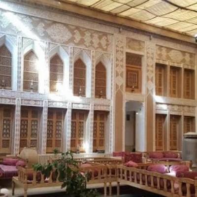 هتل ملک التجار در یزد