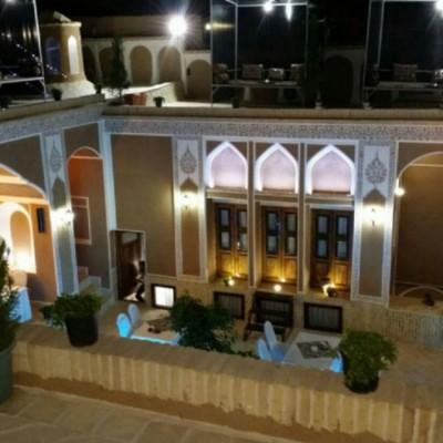 هتل سنتی رویای قدیم در یزد