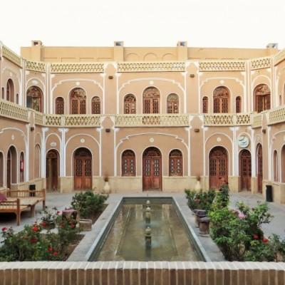 هتل کاروانسرای مشیر در یزد