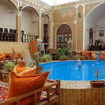 هتل سنتی رز در یزد