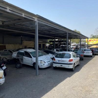 ماشین های تصادفی رضا صفاخیل ( آدرین ) در تهران