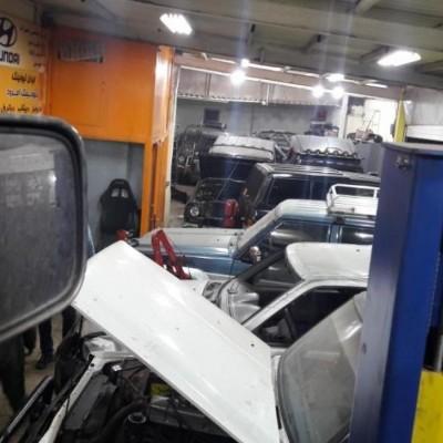 مکانیکی ایران تیونینگ در تهران