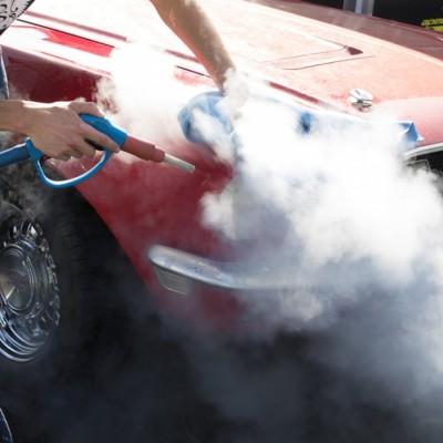 بخار شویی اتومبیل مسروری در کرج